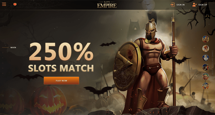 Build Your Empire with the Game of the Month at Slots Empire Casino