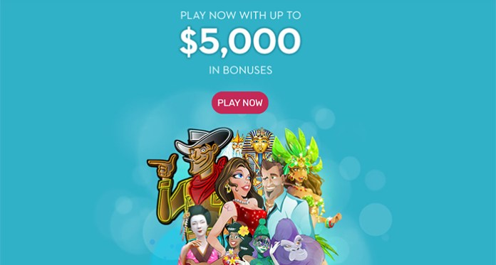 Enjoy Some Casino Fun from Home When You Join Slots.lv Casino