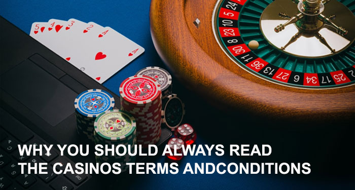 casino terms and conditions