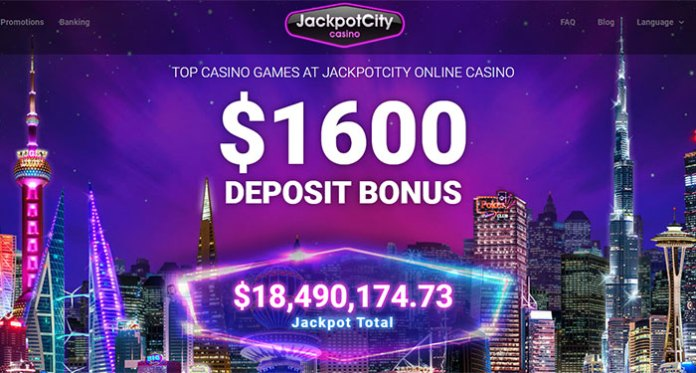 Play Jackpot City Casino with $1,600 in Free Welcome Cash!