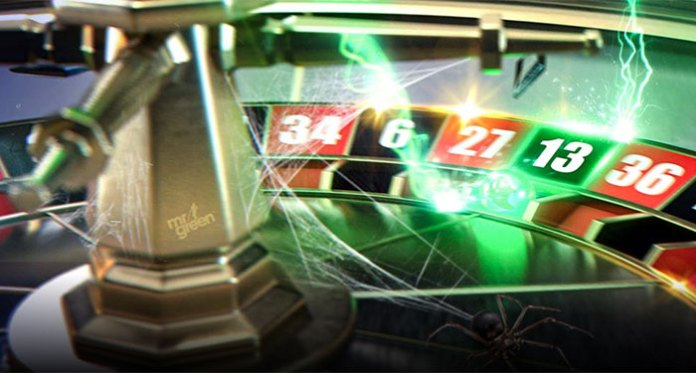 Pull up a Seat and Claim Instant Cash When You Play Live Roulette at Mr Green
