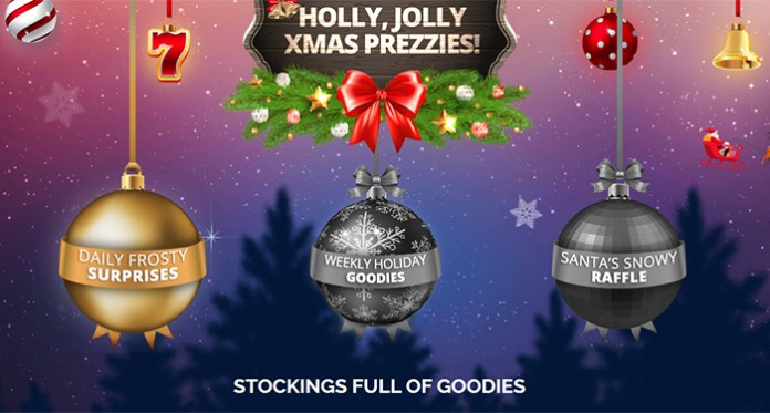 Holly Jolly Xmas Stockings is Live at Wixstars