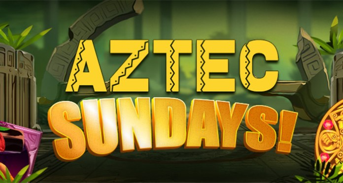 It's Aztec Sundays at Vegas Crest Casino, Claim up to 150 Free Spins