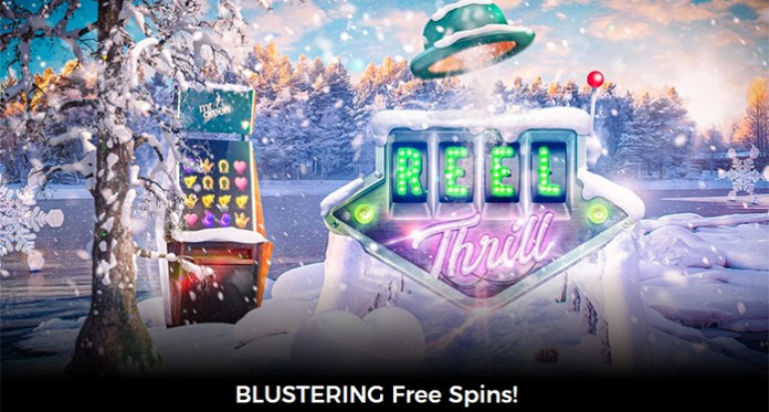Join Mr Green's Winter Reel Thrills for Some Exciting Free Spin Prizes