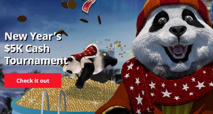 Check Out Royal Panda's New Year's $5K Cash Tournament