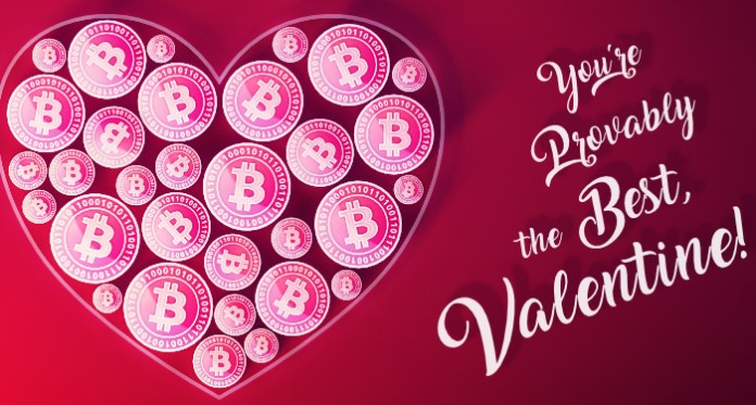 Get You Valentine Cash Grab at CryptoSlots Casino
