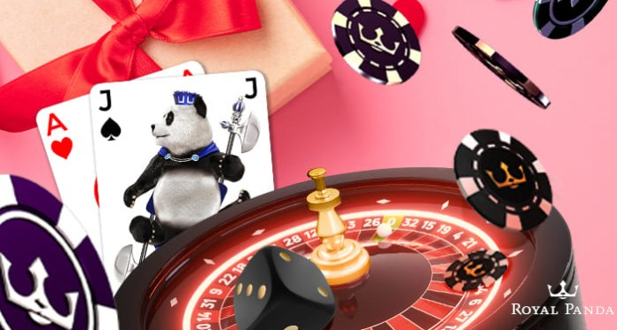 Celebrate Love at the Casino with Royal Panda's Valentine Promotion