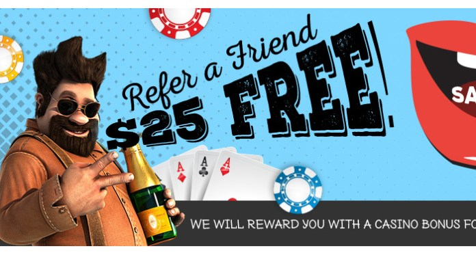 Refer a Friend to Vegas Crest and Reap the Rewards of Sharing the Fun!