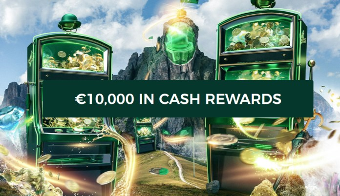 Grab Your Share of $10,000 Over at Mr. Green Casino