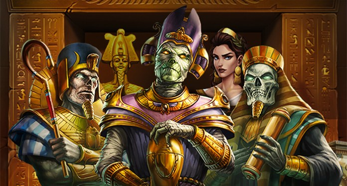 Cleopatra's Reign $5,000 Tournament from Play'n Go is at NextCasino