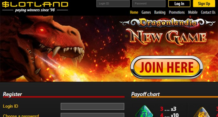 Enter the Medieval Realm in Slotland's New Dragonlandia Slot
