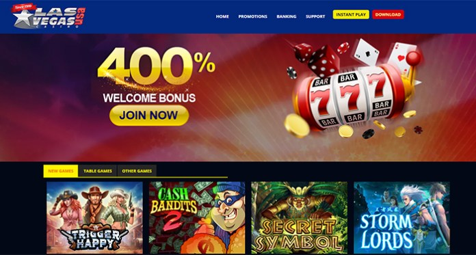 Make Playing Online Easy with Las Vegas USA Casinos Deposits