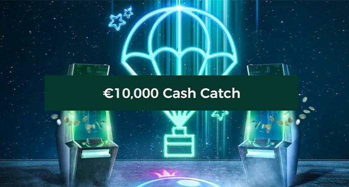 It's Raining Cash Prizes Over at Mr Green Casino!