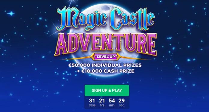 BitStarz Casino is Hosting a Magic Castle Adventure this June