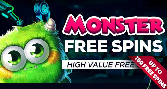 Vegas Crest Casino Invites You to Claim Your Monster FREE Spins