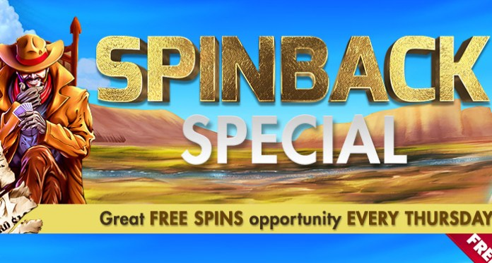 Claim 50 Free Spins Playing Vegas Crest Casinos Spin Back Special
