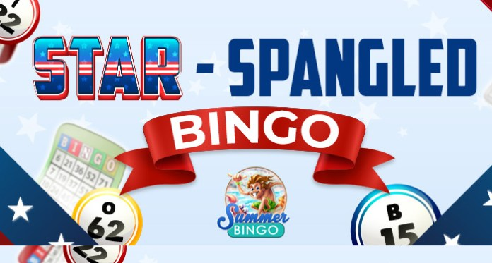 Win Big in Bingo this July with Star-Spangled Specials