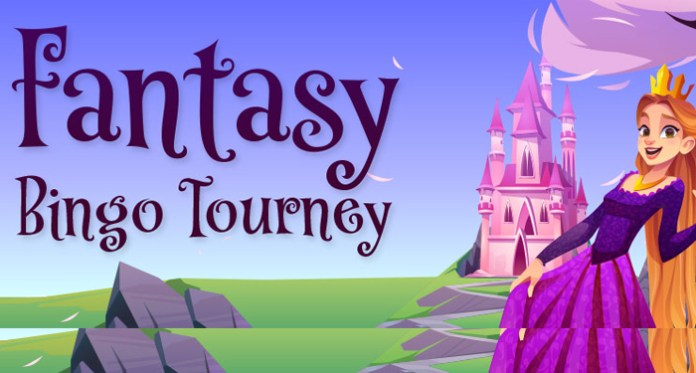 Join the excitement with Vegas Crest' Magical Fantasy Bingo Tourney