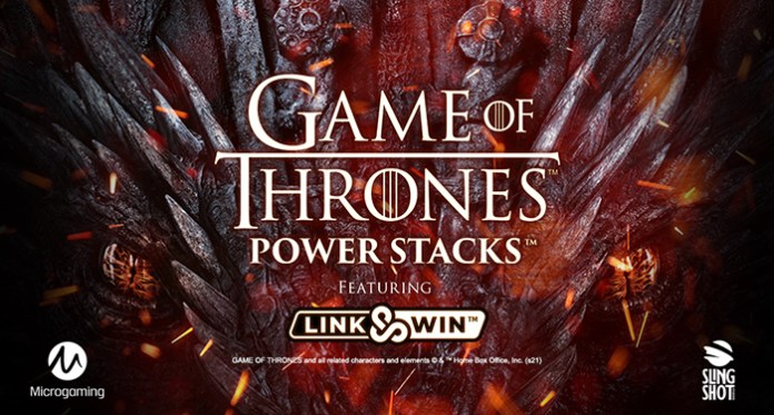 Microgaming Returns to Westeros with Game of Thrones™ Power Stacks™