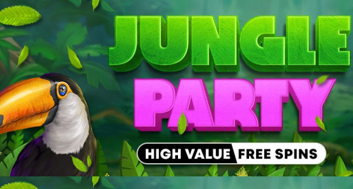 Vegas Crest Casino Welcomes You to the Jungle Party