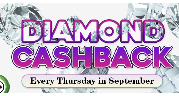 Every Thursday Play in Vegas Crest' Diamond Bingo Room