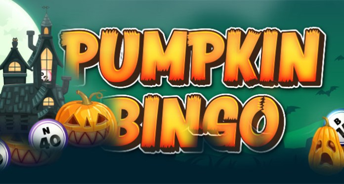 Play Pumpkin Bingo for a Nickel this Sunday over at CyberSpins