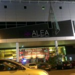 Front of Alea Glasgow