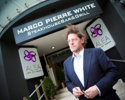 MARCO VISITS NOTTINGHAM TO LAUNCH NEW MENU