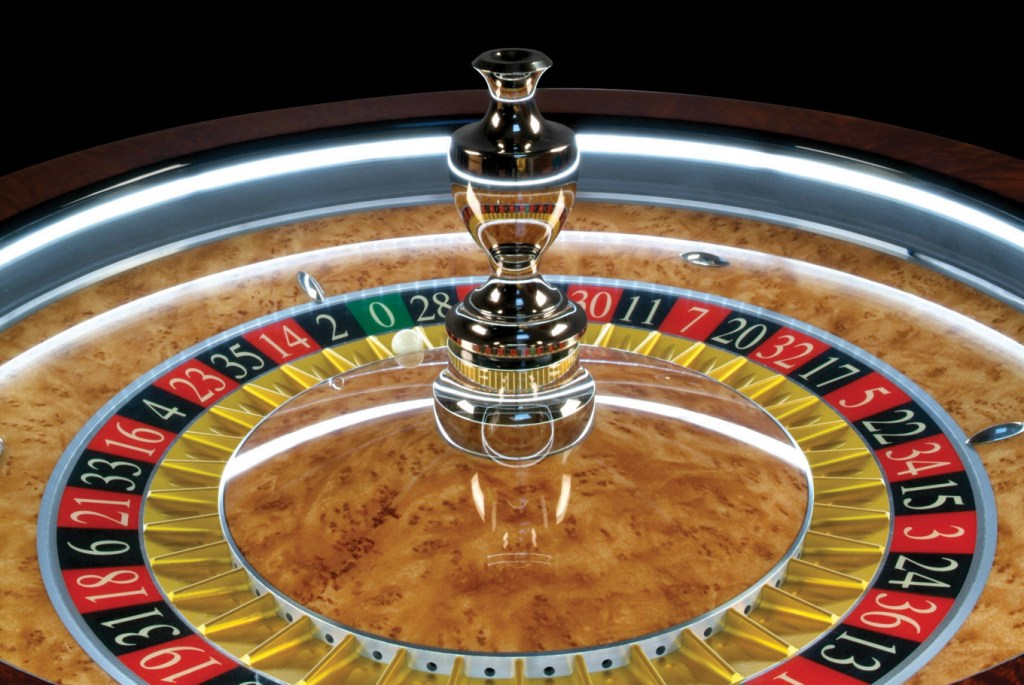 Automated roulette wheels