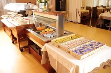 Restavracija Carat zajtrk izbor