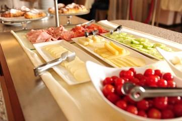 Restavracija Carat zajtrk