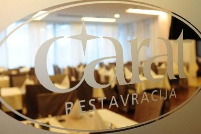 Restaurant Carat entry