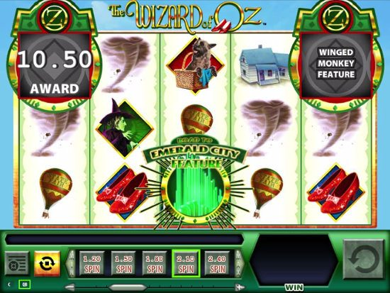 Wizard of Oz slots sites – There's no place like home and no slot like this.