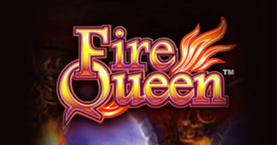 Header image of Fire Queen slot review