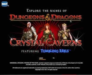 Dungeons & Dragons slots sites – Free spins bonus & daily free games.