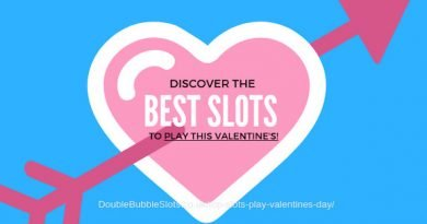 Top online slots to play on Valentine's Day