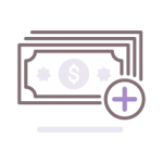 Deposit options for online casinos icon image