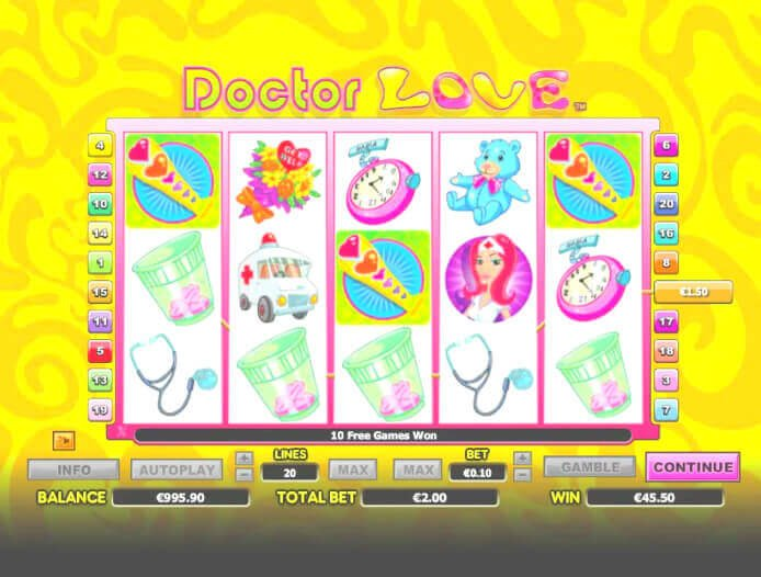 Dr Love slots sites – Does Dr Love really have your medicine?