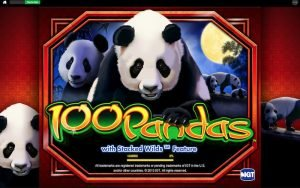 100 Pandas slots sites – Play with 100 lines, stacked wilds and free spins
