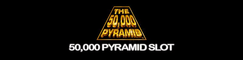 50,000 Pyramid slots sites with promo codes and free spins.
