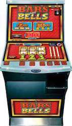 Picture of the Bars & Bells fruit machine game