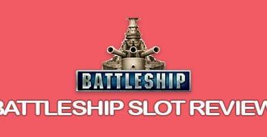 Header image of the battleship slot hd