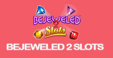 Header image of the Bejweled 2 slots hd