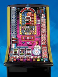 Picture of the Deal or No Deal fruit machine game