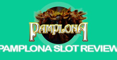 Header image of the Pamplona slots hd