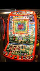 Picture of the Rainbow Riches fruit machine game