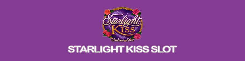 Header image of the Starlight kiss slot hd