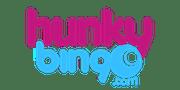Hunky Bingo logo image transparent