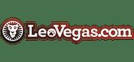 Leo Vegas logo image transparent