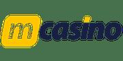 MCasino logo image transparent